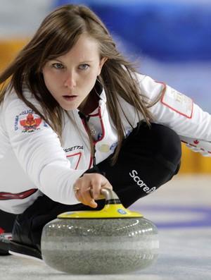 Rachel Homan canada curling (Foto: Reuters)