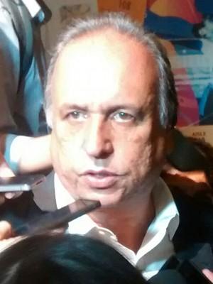 Luiz Fernando Pezão, Governador do Rio de Janeiro (Foto: Leonardo Filipo)