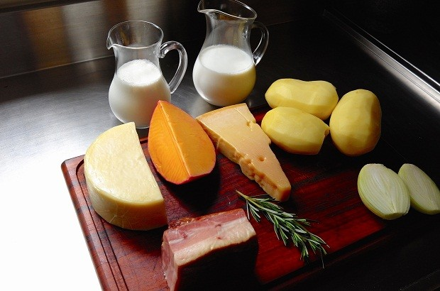 Ingredientes (Foto: André Lima de Luca)