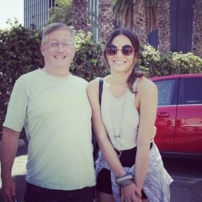 Uri Singer e Bruna Marquezine (Foto: Instagram / Reprodução)