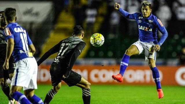 c1664add5d Figueirense x Cruzeiro - Campeonato Brasileiro 2016 - globoesporte.com