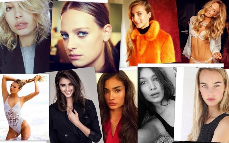 Promessas da moda: nove modelos para ficar de olho em 2015