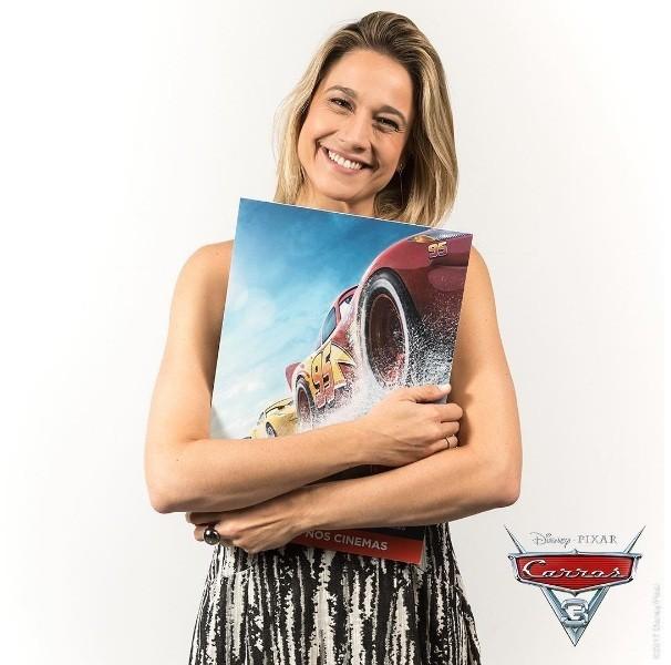 Fernanda Gentil (Foto: Instagram)