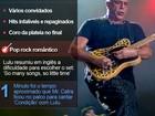 Lulu Santos toca com Mr. Catra e bota plateia para cantar sozinha no final