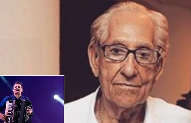 Pai do cantor Marrone morre de parada cardíaca em Goiânia, Goiás (Foto: Reprodução/Facebook)