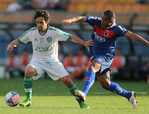 Valdivia, Palmeiras x Paraná Clube (Foto: Alex Silva/Agência Estado)