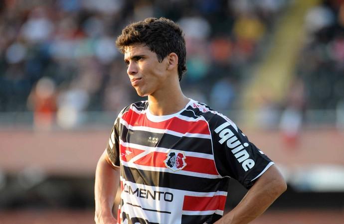 Natan Santa Cruz (Foto: Aldo Carneiro / Pernambuco Press)