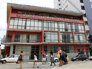Prefeitura de Viçosa (Foto: PMV/Divulgação)