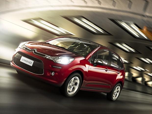 Novo C3 vai disputar com Chevrolet Sonic, Fiat Punto e Ford New Fiesta (Foto: Divulgação)
