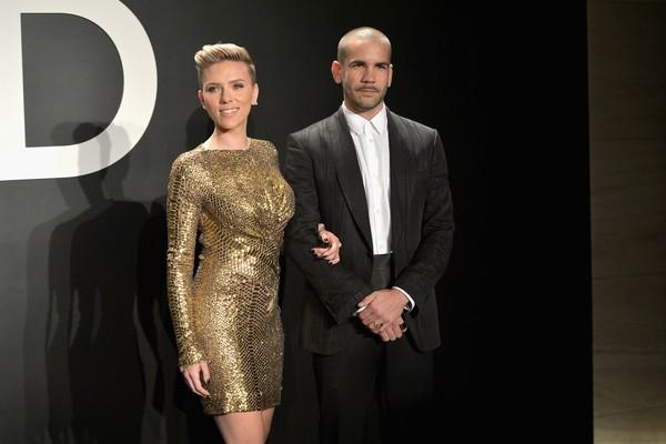 Scarlett Johanson e Roman Dauriac se separaram no início de 2017 (Foto: Getty Images)