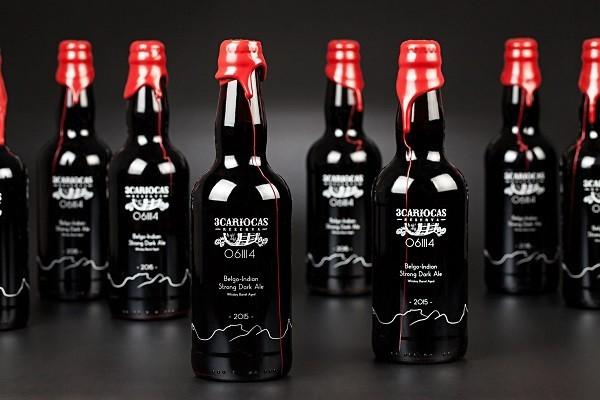 Reserva 061114, a cerveja premiada com o ouro no Canadá