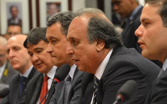 Governadores articulam volta da CPMF no Congresso (Foto: Antonio Cruz / Agência Brasil)