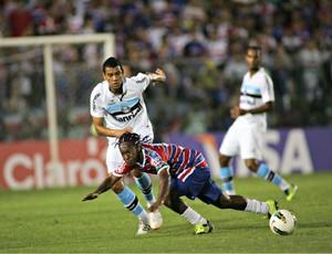 Fortaleza x Grêmio, pela Copa do Brasil (Foto: Natinho Rodrigues / Agência Diário)