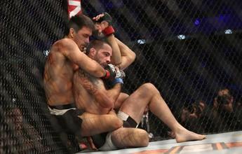 Combate Play abre quatro lutas históricas antes do UFC: Maia x Condit
