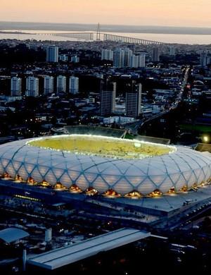 Arena da Amazônia (Foto: Chico Batata)