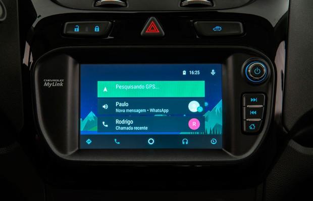 Sistema Android Auto é liberado para o Chevrolet Cobalt