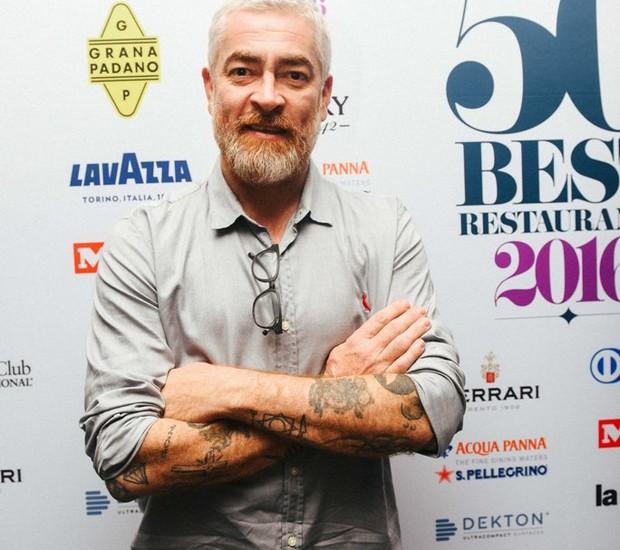 Alex Atala (Foto: Divulgação/The World's Best 50 Restaurants)