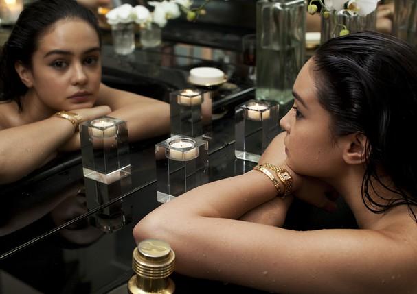 Cartier relança relógio Panthère com filme de Sofia Coppola (Foto: Divulgação)