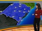 Com mínima de 4,4ºC, terça-feira foi o dia mais frio do ano em Porto Alegre