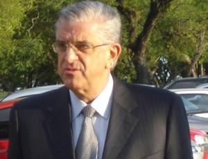 Mario Celso Petraglia, presidente do Atlético-PR (Foto: Fernando Freire/GLOBOESPORTE.COM)