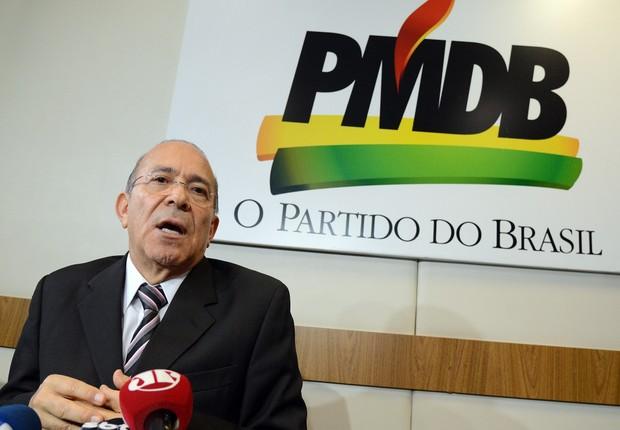 O ministro Eliseu Padilha (PMDB) (Foto: Agência Brasil)