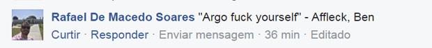O que nossos leitores acharam do nome Argo para o novo hatch da Fiat (Foto: Reprodução)