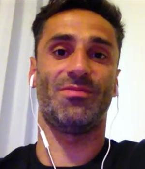 Jonas, atacante do Benfica (Foto: Reprodução SporTV)