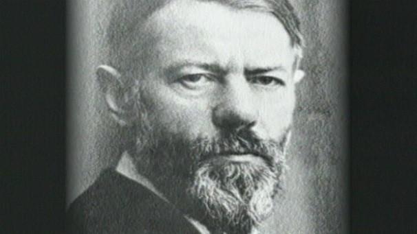 Considerado pai da Sociologia, pensador alemão Max Weber completaria 150 anos hoje (Foto: Reprodução de TV)