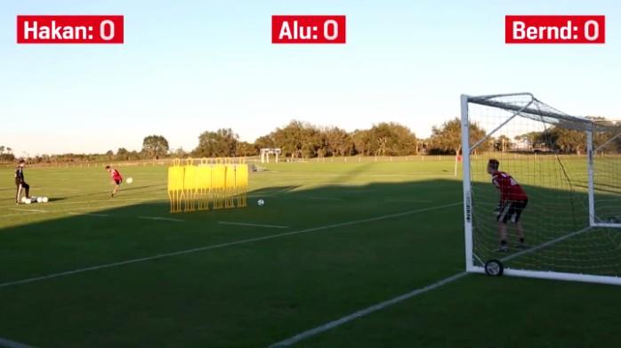 BLOG: O Inter que se cuide! Turco do Leverkusen calibra o pé em faltas antes da Flórida Cup