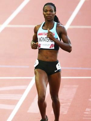 Amantle Montsho  Jogos da Commonwealth  (Foto: Getty Images)