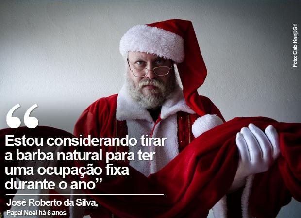 f9e13a7d2 G1 - Crise chega ao Natal e até Papai Noel fica sem emprego no fim ...
