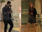 Oi? Sophia Abrahão e Sergio Malheiros ainda tentam esconder o namoro