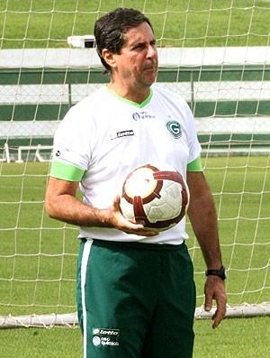 Artur Neto no treino do Goiás (Foto: Divulgação / Site Oficial do Goiás)