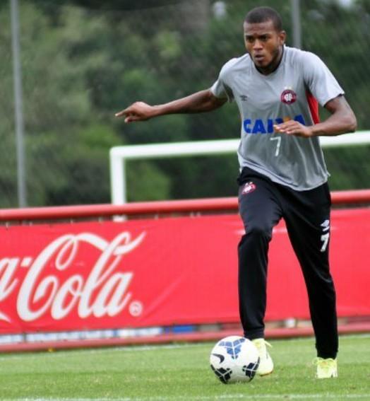 pra dizer adeus (Gustavo Oliveira/ Site oficial Atlético-PR)