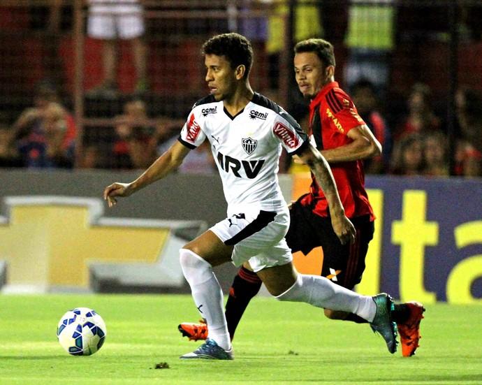 Sport x Atlético-MG Série A (Foto: Aldo Carneiro / Pernambuco Press)