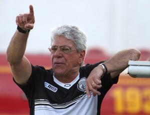Sérgio Cosme, técnico do Treze (Foto: Magnus Menezes / Jornal da Paraíba)