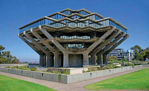 Roteiro arquitetônico por San Diego, Califórnia (Foto: Mitch Diamond/Getty Images)