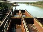 Seca na hidrovia Tietê-Paraná causa prejuízos aos produtores goianos