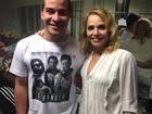 Thiago Martins e Letícia Colin estreiam peça no Rio