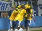 Seleção brasileira joga mal e vence a Bósnia com gol contra nos acréscimos