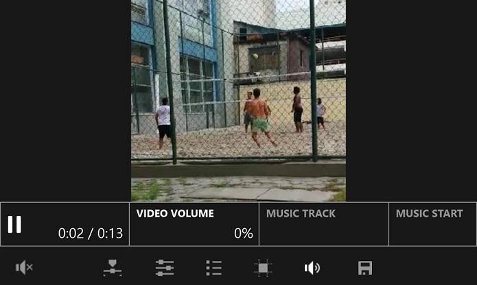 Edite propriedades de áudio e adicione trilha sonora (Foto: Reprodução/Thiago Barros)