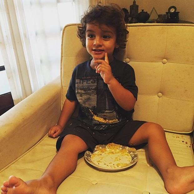 David, filho de Luciano Szafir (Foto: Instagram/Reprodução)