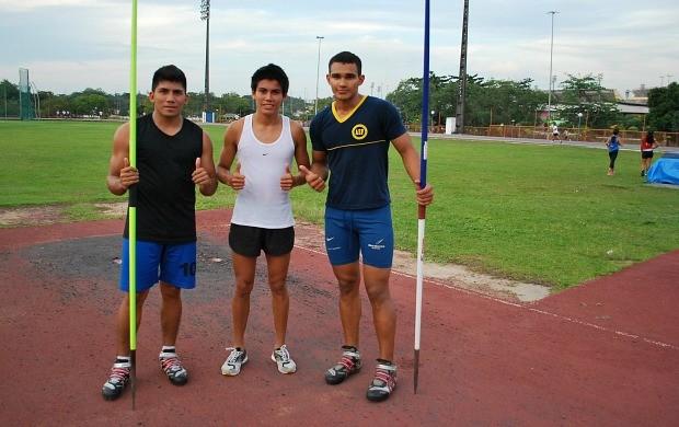 Atletismo Amazonas promessas (Foto: Silvio Lima)