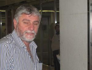 José Luiz Runco, médico do Flamengo (Foto: Alexandre Sattamini/SporTV.com)