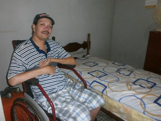Antônio Amaral (Foto: Marina Pereira)