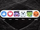 Facebook cria reaction de Halloween; 'Live' ganha máscaras à la Snapchat