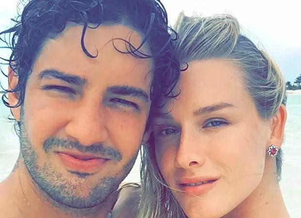 Alexandre Pato e Fiorella Mattheis (Foto: Reprodução/Instagram)