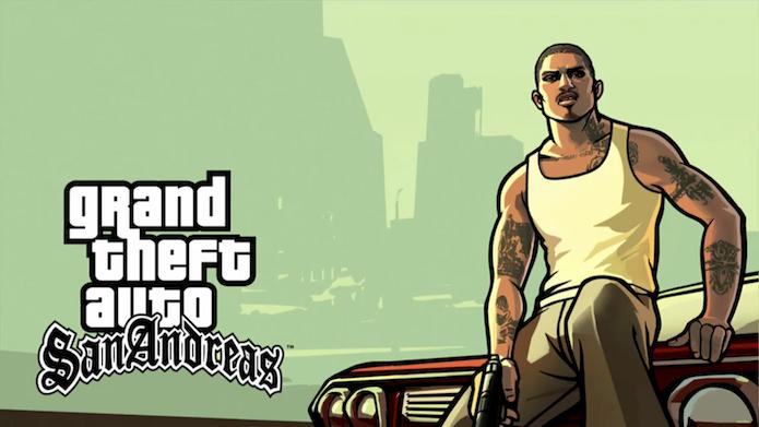 GTA San Andreas HD: como melhorar as habilidades de CJ no game (Foto: Reprodução/Murilo Molina)