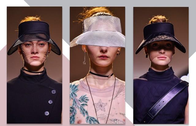 Viseiras: Dior (Foto: Reprodução)