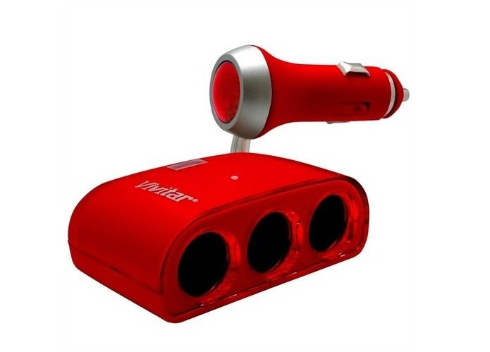 Modelo da Vivitar carrega até 4 dispositivos de uma vez (Foto: Divulgação/Vivitar)